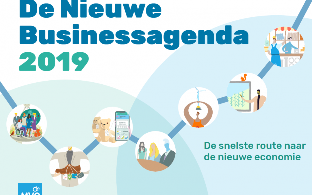 NEW BUSINESSAGENDA 2019!