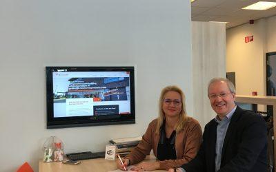 Van den IJssel Bedrijfskleding and Cirmar are taking steps in the circular economy