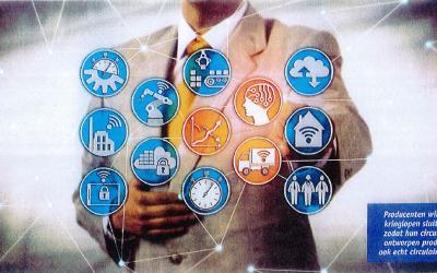 IT-oplossingen geven producent regie in circulaire keten