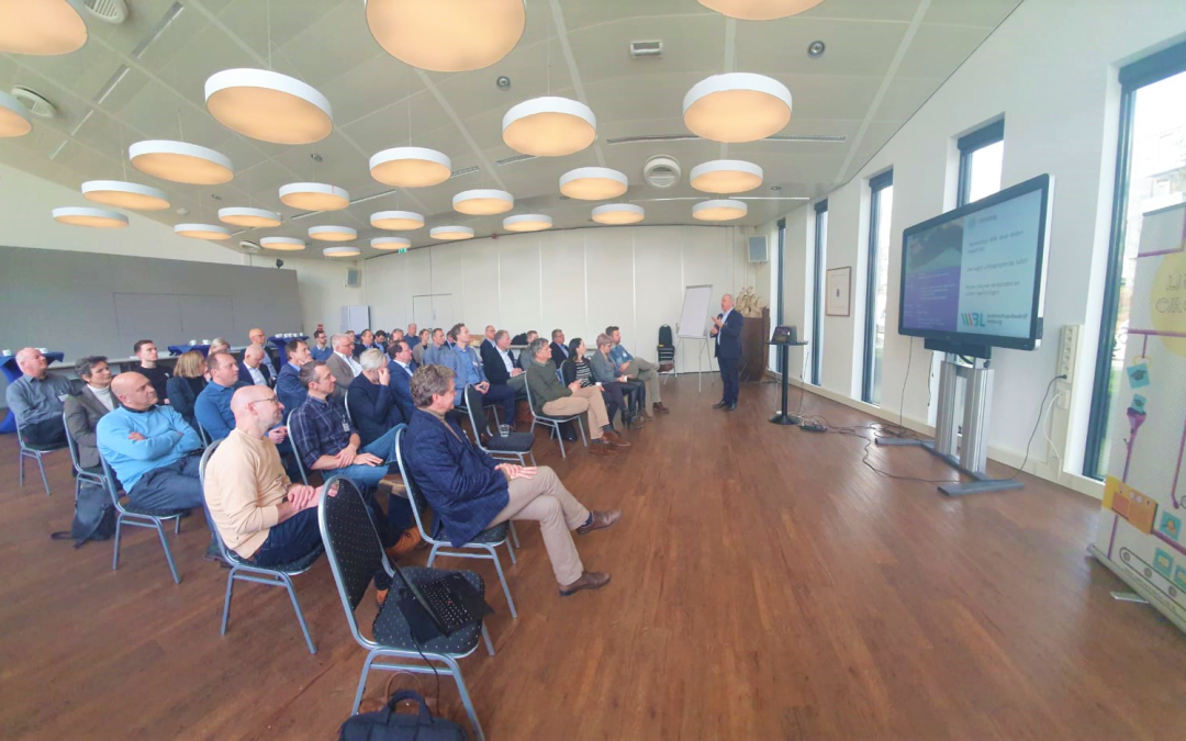 Waterschapsbedrijf Limburg en Limburg Circulair zetten volgende stap in circulaire ontwikkeling