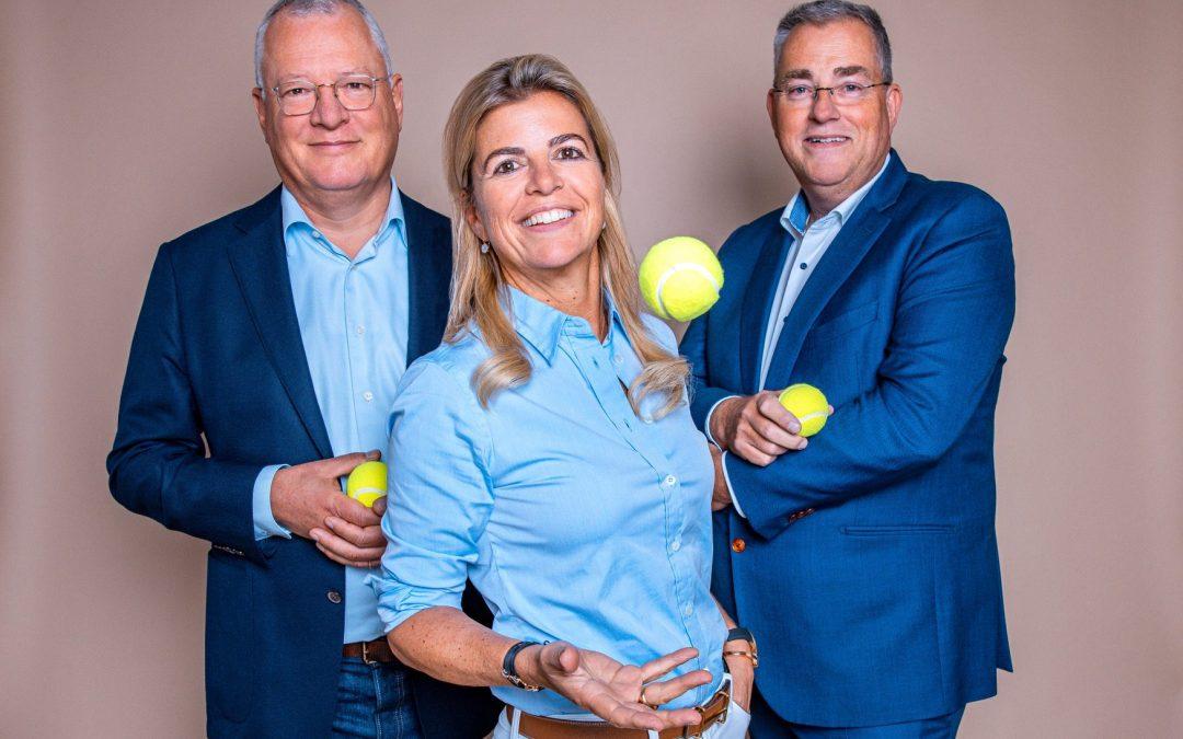 Renewaball: the circular tennisball